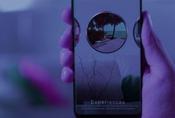 Mastercard's Mobile AR App