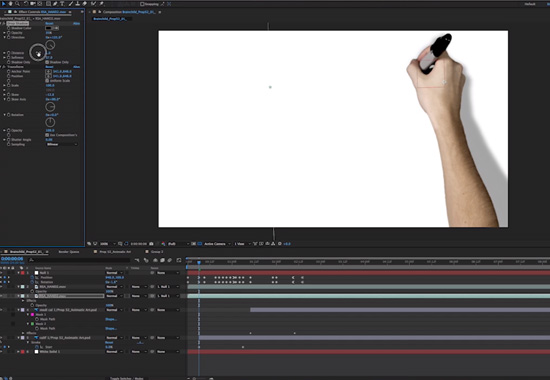 making whiteboard animation