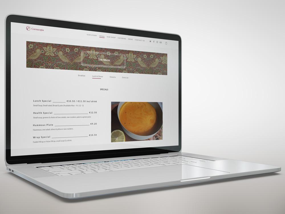 cornucopia website