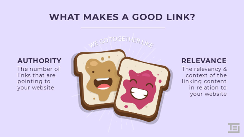 what makes a good link?
