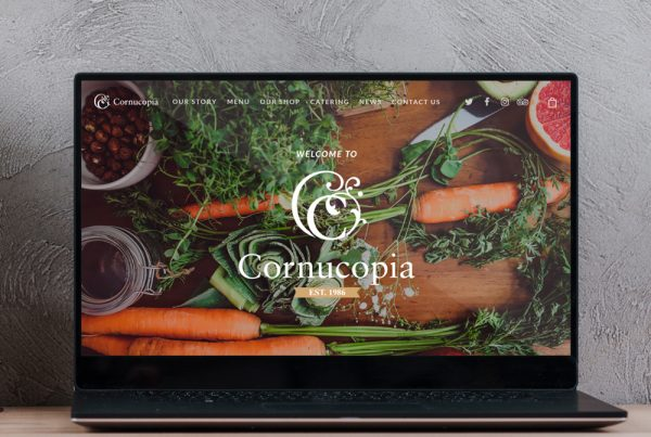 CORNUCOPIA WEB DESIGN